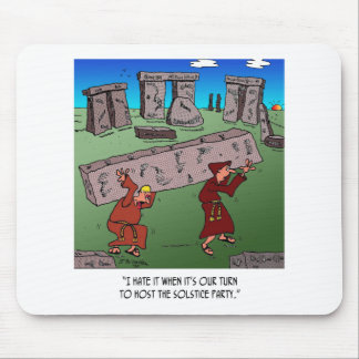 Solstice Cartoon 9494 Mouse Pad