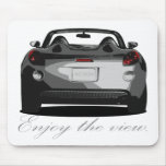 """Solstice """"Enjoytheview."""" Mouse Pad"""