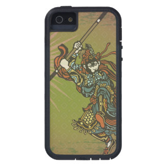Solstice Samurai Case For iPhone SE/5/5s