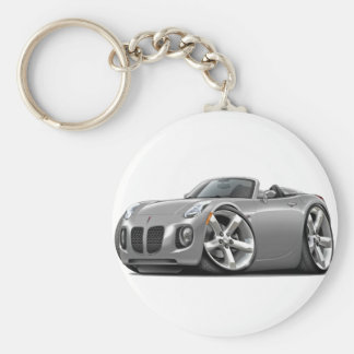 Solstice Silver Convertible Keychain