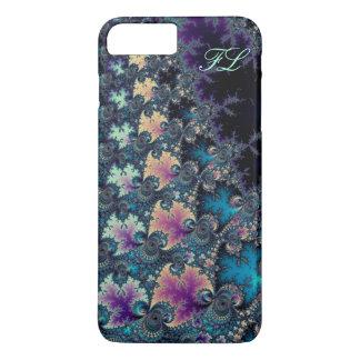 Solstice Sunrise Fractal Monogram iPhone 7 Plus iPhone 7 Plus Case