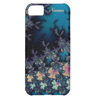 Solstice Sunrise Fractal Set Case For iPhone 5C