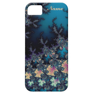 Solstice Sunrise Fractal Set iPhone SE/5/5s Case