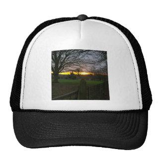 Solstice Sunset Mesh Hats