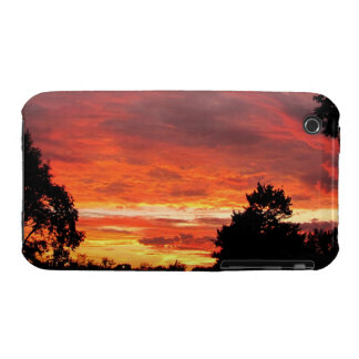 Solstice Sunset ~ iPhone 3 CaseMate Barely There iPhone 3 Case-Mate Case