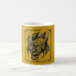 Solstice witch mug
