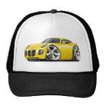 Solstice Yellow Car Trucker Hat