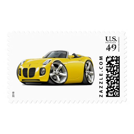 Solstice Yellow Convertible Stamps