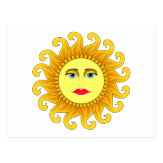 solsticio 2012 postal
