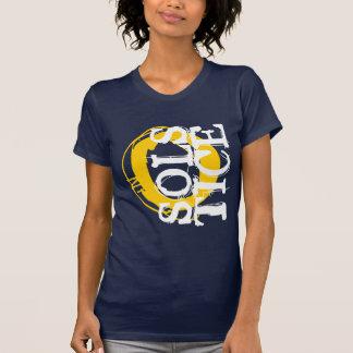 SOLSTICIO con el SOL Camiseta