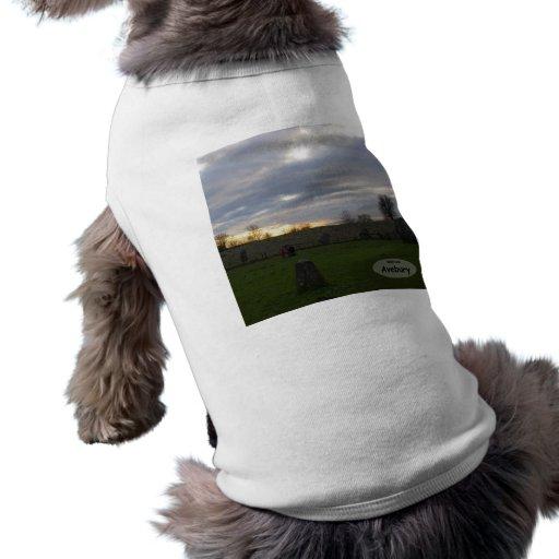 Solsticio de Avebury Camiseta De Mascota