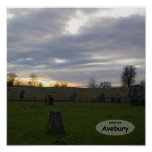 Solsticio de Avebury Impresiones