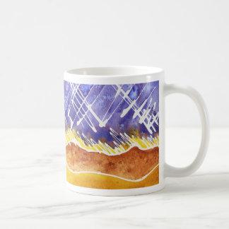 Solsticio de invierno taza clásica