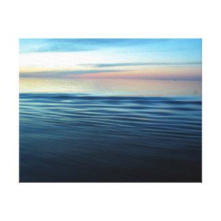 Solsticio de verano II, impresión náutica Lona Envuelta Para Galerias