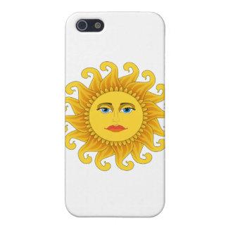 solsticio de verano iPhone 5 funda