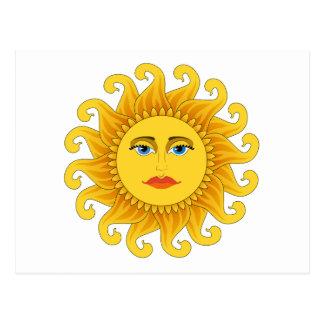 solsticio de verano postales
