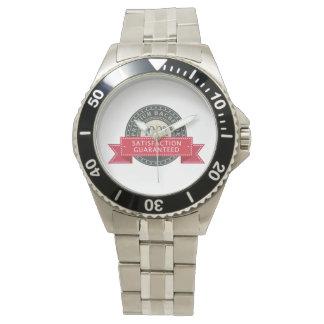 Soltero superior reloj de mano