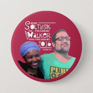 Soltysik/Walker in 2016 Button