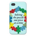 Solucionando el rompecabezas… iPhone 4 protectores