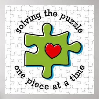 Solucionar el Puzzlement Posters