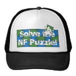 Solucione el rompecabezas del N-F Gorras De Camionero