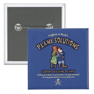 Soluciones del tablón pin