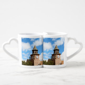Solvang Bell Tower Lovers Mug Set
