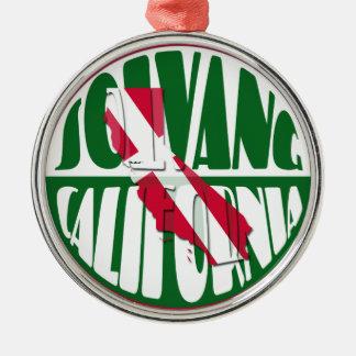 Solvang California Adorno De Navidad