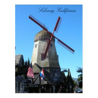Solvang postcard