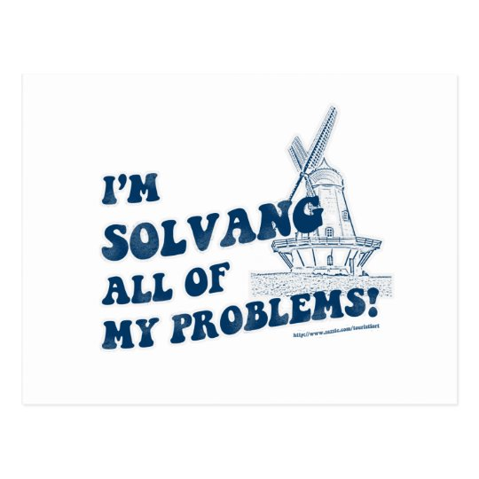 Solvang! Postcard