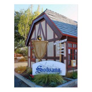 Solvang Postcard! Postcard