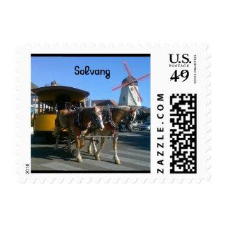 Solvang Stamp