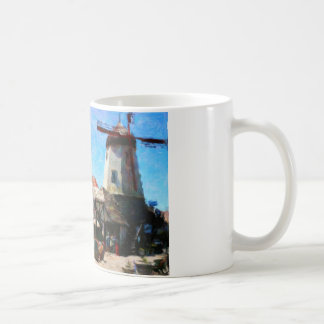 Solvang Windmill Coffee Mug