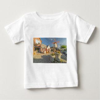 Solvang Windmill View Baby T-Shirt