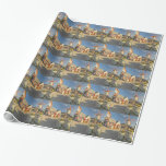 Solvang Windmill View Gift Wrap