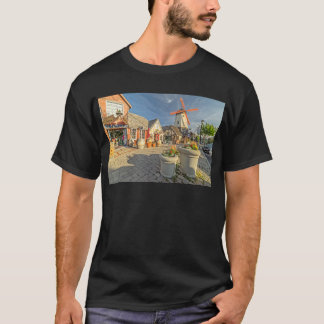 Solvang Windmill View T-Shirt