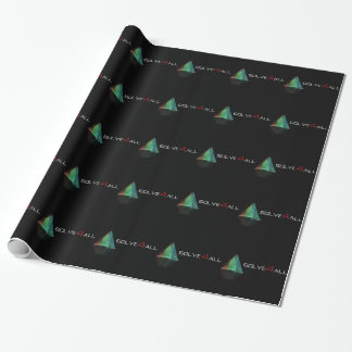 Solve4all Gear Wrapping Paper