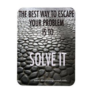 Solve It Magnet