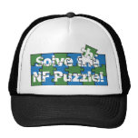Solve The NF Puzzle Mesh Hats