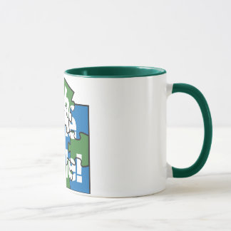 Solve The NF Puzzle Mug