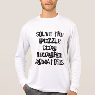 solve the puzzle cure neurofibromatosis! T-Shirt