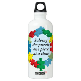 Solving the Puzzle...Water Bottle