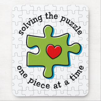 Solving The Puzzlement Mousepads