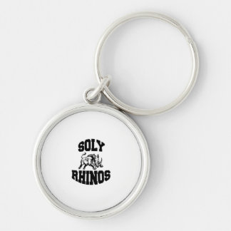 Soly Rhinos Keychain