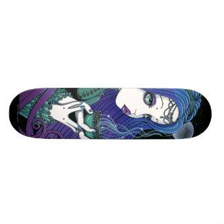 """Soma"" Celestial Moon Ritual Fairy Skateboard"