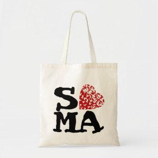 Soma Love | Heart with Feldenkrais Images Tote Bag
