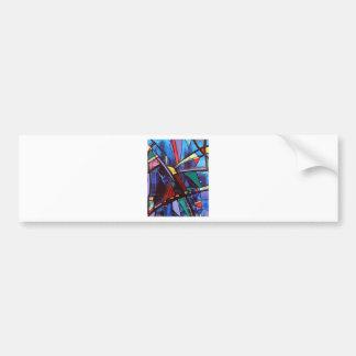Soma original acrylic bumper sticker