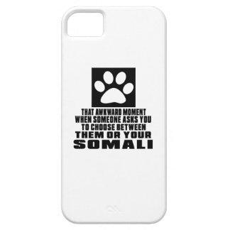 SOMALI AWKWARD DESIGNS iPhone 5 COVERS