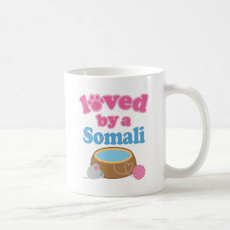 Somali Cat Breed Loved By A Gift Coffee Mug