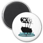 Somali Coast Guard Magnets